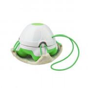 Мини-масажор с луфа подложка зелен HM 840