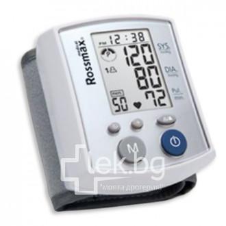 Автоматичен апарат за кръвно налягане за китка J400