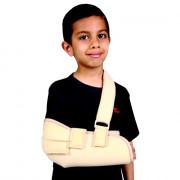 Опора за ръка и рамо от елaстична затопляща материя - детска Variteks 303