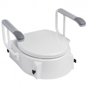 Повдигаща регулируема седалка за тоалетна 000119