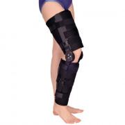 Универсална ригидна ортеза с пълно обездвижване на колянната става Variteks 848