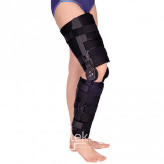 Универсална ригидна ортеза с пълно обездвижване на колянната или лакътна става Variteks 848