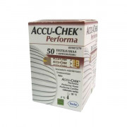 Тест ленти Accu-Chek Performa 50бр