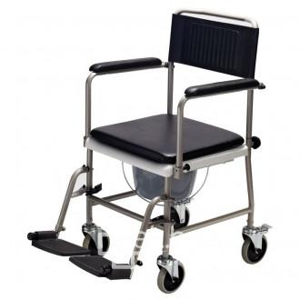 Комбиниран стол за баня и тоалет DIETZ