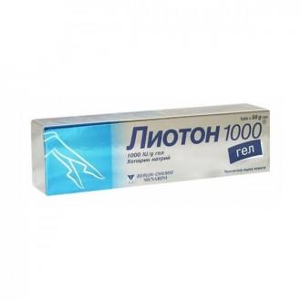 Лиотон 1000 гел 50г.