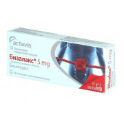 Бизалакс тб. 5 мг.*30