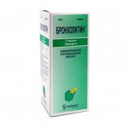 Бротхолитин сироп 125г