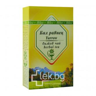 Чай бял равнец стрък 50 гр