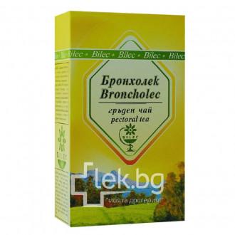 Гръден чай Бронхолек 70 гр