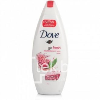 Хидратиращ душ гел Нар Dove Pomegranate 500мл