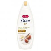 Хидратиращ душ гел Dove масло от Карите 500мл