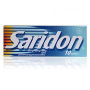 Саридон тб. *10