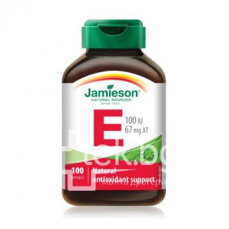 Джеймисън Витамин Е 100капс.