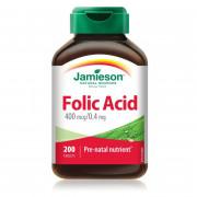 Джеймисън Фолиева киселина 0,4mg 200табл.