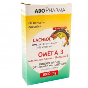 Aбофарма Omega 3 1000 mg x 60 капс.