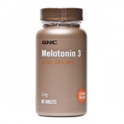 GNC Melatonin 3 mg. X 60 табл.