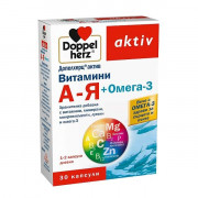 Doppel Herz А - Я + Omega 3 x 30 табл.