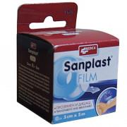 Пластир САНПЛАСТ филм 5cm - 5 m