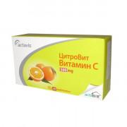 Цитровит Витамин С 500 mg x 10 табл.