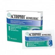 Bayer Аспирин Комплекс x10 сашета
