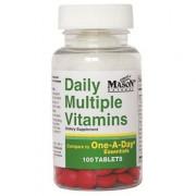 Мултивитамини Mason х 100 табл.
