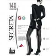 Фини самозадържащи чорапи SEGRETA 140