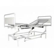 Електрическо болнично легло с четири секции и регулиране във височина