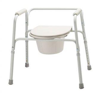 Комбиниран стол за тоалетна и баня Dietz TSS