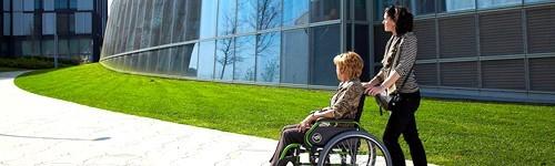 Стандартни инвалидни колички