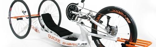Спортни инвалидни колички