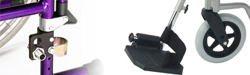Аксесоари за инвалидни колички