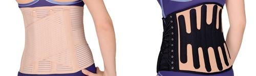 Ортопедични колани за болки в кръста